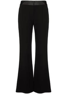 Diane Von Furstenberg flared tailored trousers