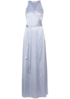 Diane Von Furstenberg floor-length wrap dress