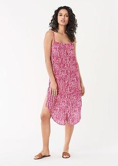 Diane Von Furstenberg Flora Cotton Beach Dress