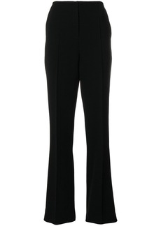 Diane Von Furstenberg front pleat trousers