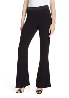 Diane Von Furstenberg Garnett Flare Leg Pants