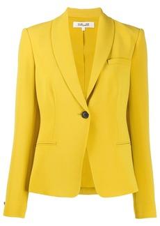 Diane Von Furstenberg Halzie crepe blazer
