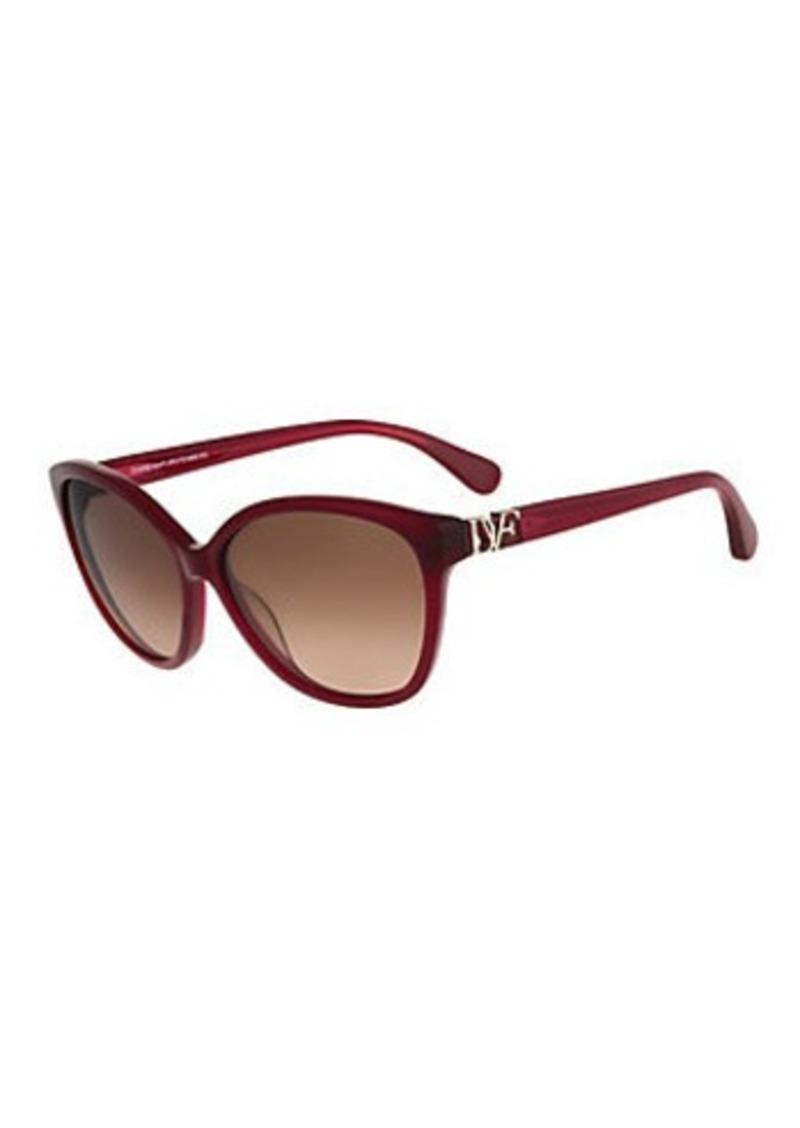 Diane Von Furstenberg Harper Square Sunglasses