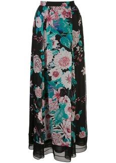 Diane Von Furstenberg Heka chiffon maxi skirt