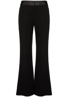 Diane Von Furstenberg flared tailored trousers