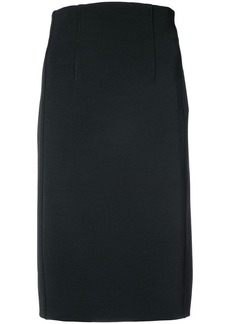 Diane Von Furstenberg High waisted fitted skirt