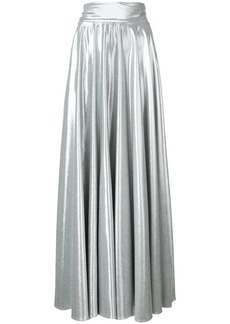 Diane Von Furstenberg high waisted long skirt