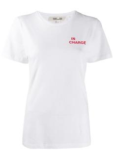 Diane Von Furstenberg In Charge T-shirt