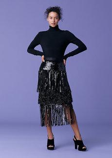 Diane Von Furstenberg Jacki Sequin Skirt