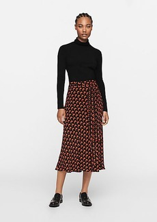 Diane Von Furstenberg Jelena Milano Stretch-Knit Turtleneck