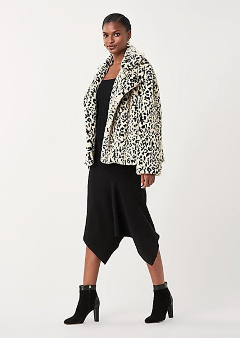 Diane Von Furstenberg Jordan Faux Fur Jacket