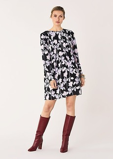 Diane Von Furstenberg Joyce Silk Crepe de Chine Mini Dress