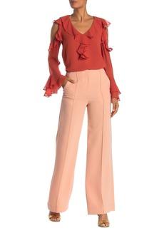 Diane Von Furstenberg Kiersten Wide Leg Pants