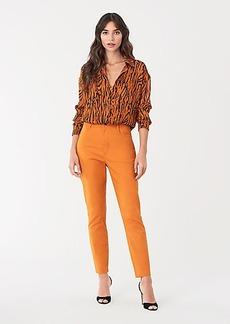 Diane Von Furstenberg Leanna Chiffon Shirt