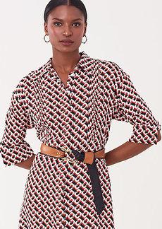 Diane Von Furstenberg Levi Leather Belt