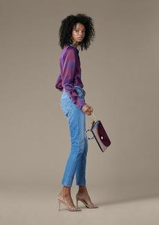 Diane Von Furstenberg Levi's 501 Skinny Jeans