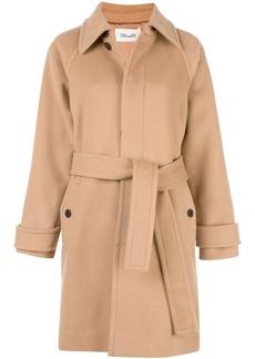 Diane Von Furstenberg Lia belted coat