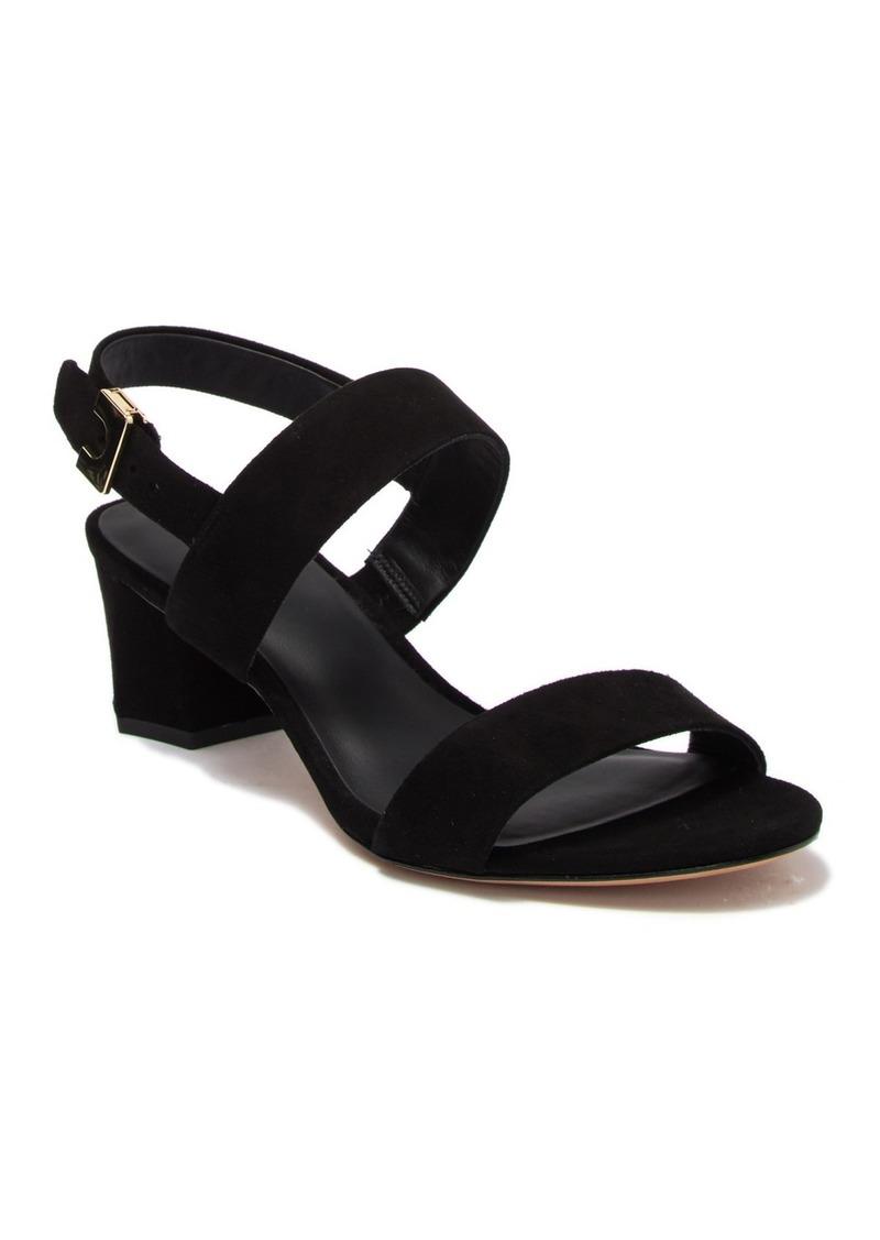 Diane Von Furstenberg Link Ankle Strap Sandal