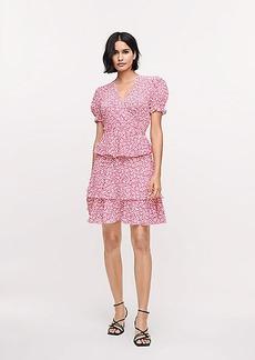 Diane Von Furstenberg Margaux Crepe Mini Skirt