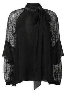 Diane Von Furstenberg Mariella chiffon blouse