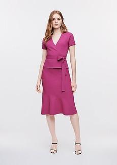 Diane Von Furstenberg Marion Stretch-Milano Skirt