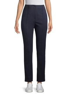 Diane Von Furstenberg Mid Rise Skinny Pants