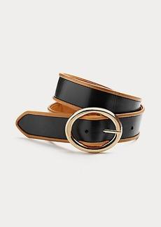 Diane Von Furstenberg Milly Leather Belt