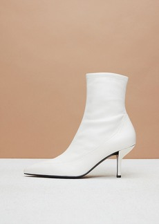 Diane Von Furstenberg Morgan Leather Booties