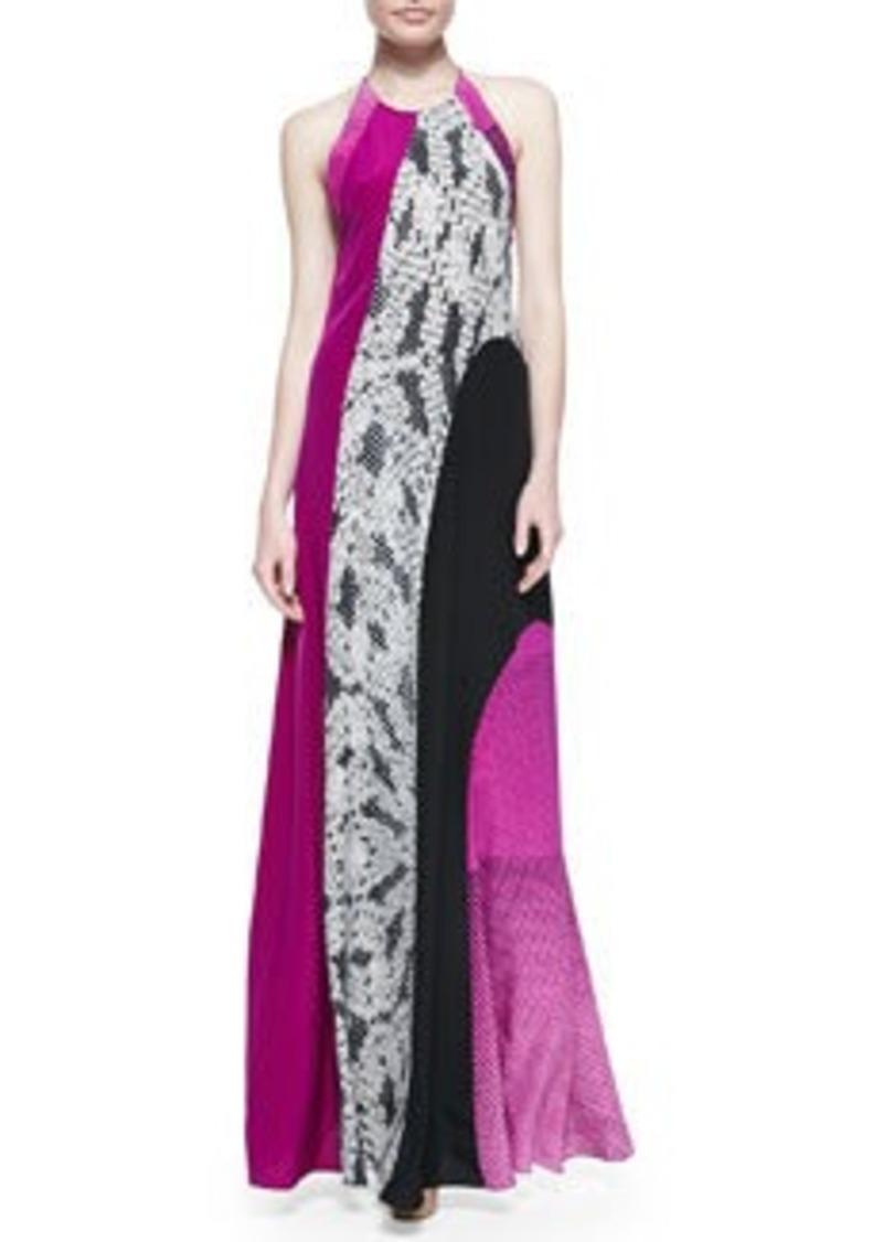 Diane Von Furstenberg Naomi Halter Maxi Dress   Naomi Halter Maxi Dress
