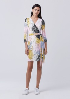 New Julian Two Mini Wrap Dress