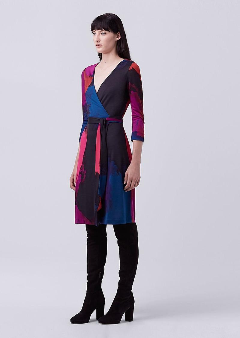 0e966698653be Diane Von Furstenberg New Julian Two Silk Jersey Wrap Dress | Dresses