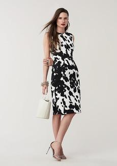 Diane Von Furstenberg Calliope Stretch Twill Dress