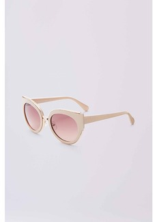 Norah Cat Eye Sunglasses