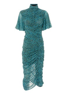 Diane Von Furstenberg Olivia Midi Dress