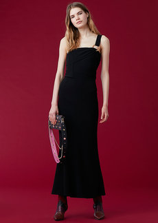 One-Shoulder Fluid Gown