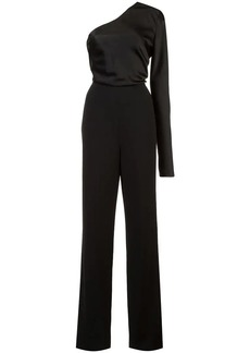 Diane Von Furstenberg one shoulder jumpsuit