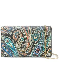 Diane Von Furstenberg paisley shoulder bag