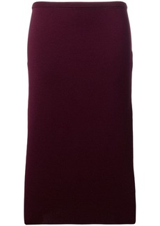 Diane Von Furstenberg pencil midi skirt