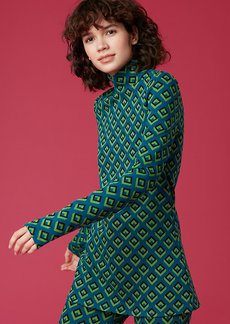 Diane Von Furstenberg Polo Neck Sweater