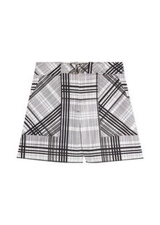 Diane Von Furstenberg Printed Shorts