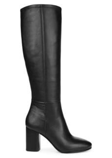 Diane Von Furstenberg Reese Knee-High Leather Boots