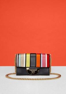 Diane Von Furstenberg Ribbon Bonne Journée Bag