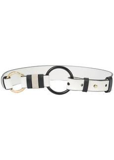 Diane Von Furstenberg ring detail belt