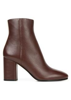Diane Von Furstenberg Robyn Leather Ankle Boots