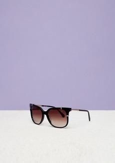 Diane Von Furstenberg Roxanne Square Sunglasses