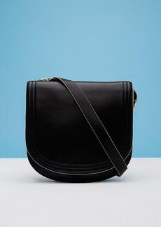 Diane Von Furstenberg Saddle Shoulder Handbag