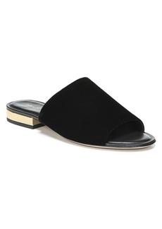 Samassi Velvet Slides