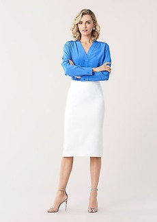 Diane Von Furstenberg Sanorah Silk Crepe de Chine Blouse