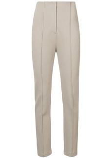 Diane Von Furstenberg seam detail riding trousers