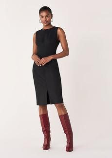 Diane Von Furstenberg Elio Cotton-Nylon Knee-Length Dress